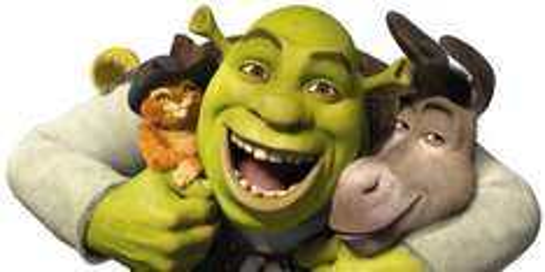 Shrek 1 - 4 Blu Ray @ Argos - £14.99