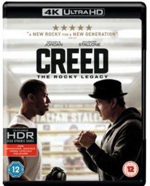 CREED 4K ULTRA HD ARGOS ONLINE/ARGOS EBAY (misprice) - £6.99