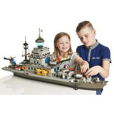 Wilko Blox Battle Ship Collossal Set £35 @ Wilko.com (free click and collect)