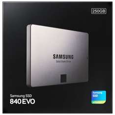 Samsung Evo 840 250GB SSD @ Amazon UK - £50.98