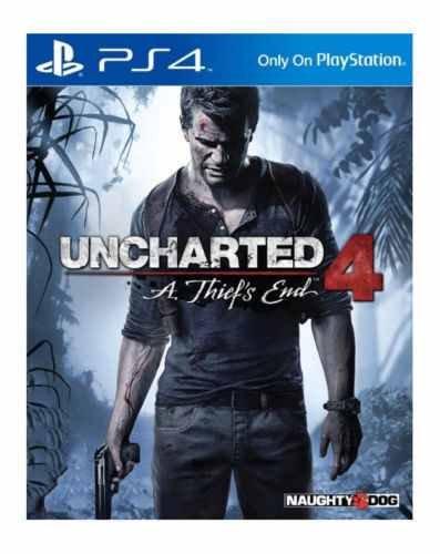 [PS4] Uncharted 4 (Like New) - £18.99 - eBay/Boomerang