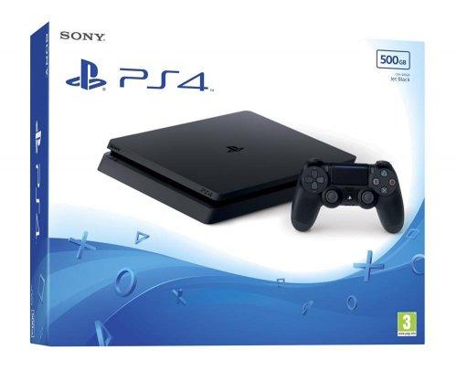 PS4 Slim 500Gb £179+delivery @ Amazon.De