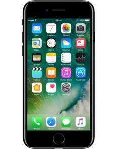 iPhone 7 128GB Jet black/All colours. Mobiles.co.uk £33.49p/m £150 upfront