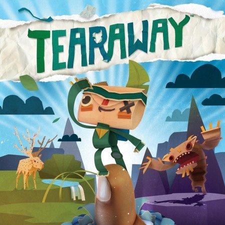 Tearaway PS vita game £5 at Psn Canada