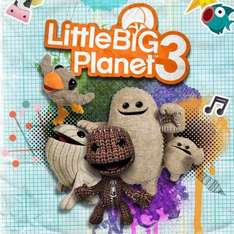 little big planet 3 for ps4 £5.50 at Psn Canada. Many other games too.