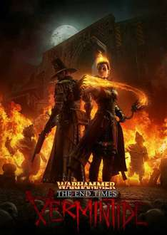 Warhammer: End Times - Vermintide Steam key @ Cdkeys £7.59 with code