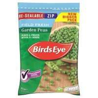 Birdseye frozen peas 860g, 3 for 2, £4 Waitrose, cheaper with PYO