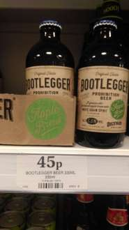 Bootlegger beer at Home Bargains for 45p per 330ml bottle @ Home Bargains