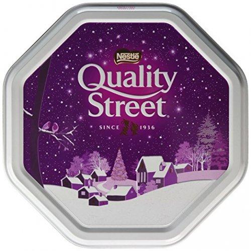 Quality Street Christmas Tin, 1.31kg £7.00 Prime / £11.75 Non Prime @ Amazon
