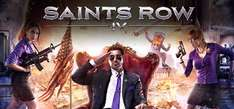 Saints Row IV on Steam for PC £2.74 (or £3.74 for game of century edition)