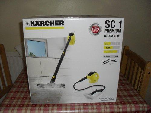 Wilko,sKarcher SC1 Premium Steam Stick £10.00 Haverfordwest instore.