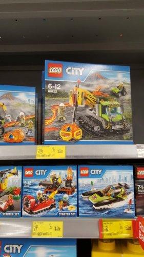 Lego city at Asda (Rushden) for £14.97
