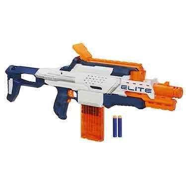 Nerf N-Strike Elite Nerf Cam ECS-12 Blaster at The Toy Shop for £39.99