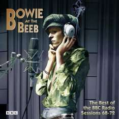 Bowie at the Beeb Vinyl Box Set £29.99 @ Amazon