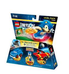 Lego Dimensions Level Packs £19.99 @ Game.co.uk / Adventure Time, Mission Impossible / Sonic the Hedgehog (pre-order)