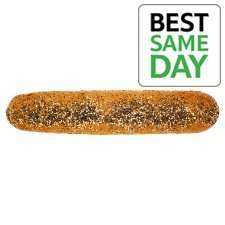 Whole Seeded Baton Roll / Tiger Batons (Packs of 4) was 45p each now 4 for £1.00 so 25p a Baton @ Tesco