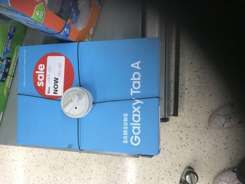 Samsung galaxy tab A 16 gb £140 Asda - Seaham