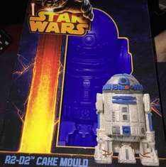Lakeland Star Wars cake/cookie/ice cube moulds reduced starting from 1.99