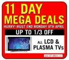 11 Day Mega Deals @ Argos !