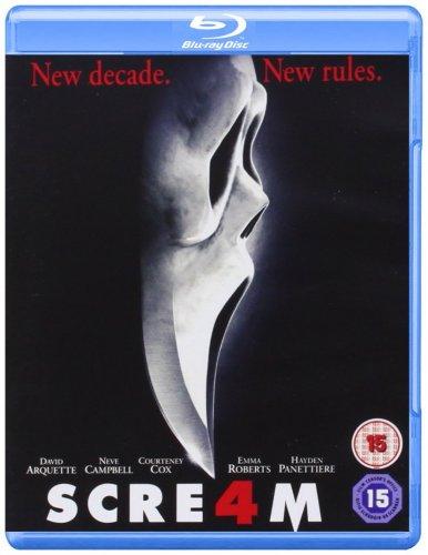 Scream 4 Blu-Ray £1 @ Poundland