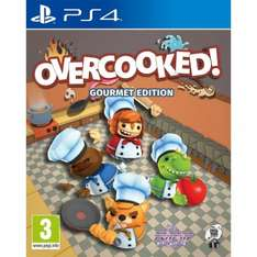 Overcooked: Gourmet Edition (PS4/XB1) Retail Release £17.85 @ Shopto