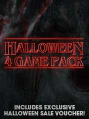 Halloween 4 Game Pack + 10% voucher to use in Halloween sale - 47p @ GMG