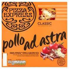 Pizza Express - A Choice of 2 Pizzas for £5 @ Waitrose