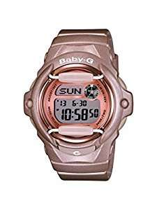 Casio Baby-G Women's Watch BG-169G-4ER on £29.99 Amazon