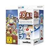 [sold out in UK] Captain Toad: Treasure Tracker + Toad Amiibo Bundle - Wii U £41.89 @ Amazon Italy