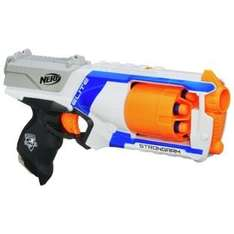 nerf n-strike elite strongarm blaster was £12.99 now £8.49 at argos