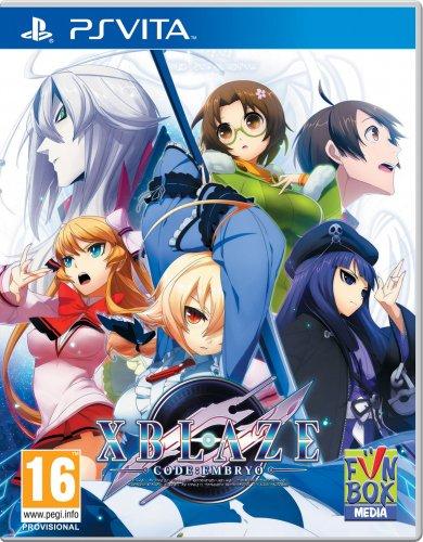 XBlaze [PS Vita] from Funbox Media (ebay) - £9.99