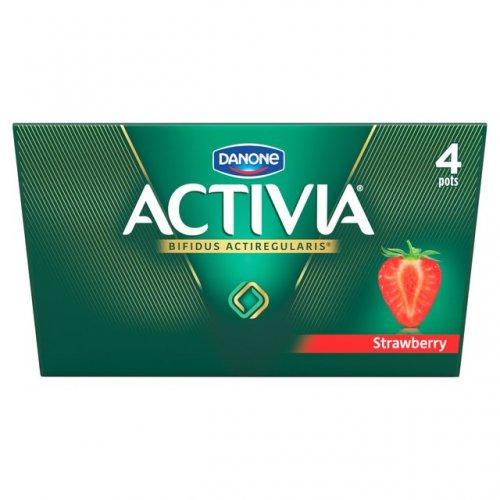 Half price Activia Strawberry yogurts £1 at morrisons