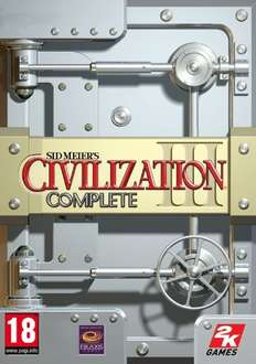Civilization 3, 4, 5, and Beyond Earth  [Online Game Code] from 75p Amazon