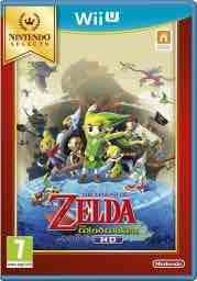 legend of zelda wind waker HD (wii u)/ New super mario bros U/ captain toad treasure tracker/ donkey kong tropical freeze (ALL USED) & £14.99 each @ grainger games