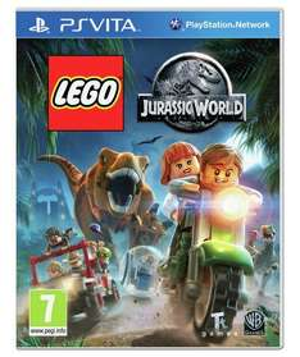 New Lego Jurassic World PS VITA £11.99 @ Argos
