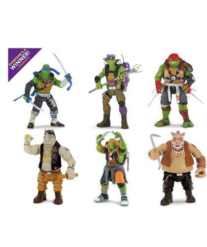 Teenage Mutant Ninja Turtles Super Deluxe Action Figure Asst £24.99