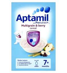 Boots - 3 boxes of Aptamil cereals 67p each with parenting club code (must be a club member)