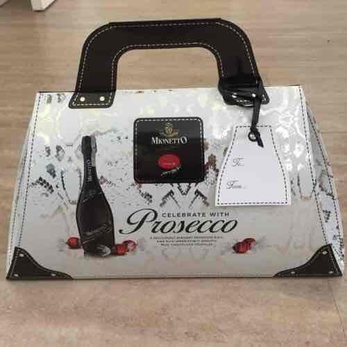 Prosecco gift Handbag £9.95 Costco Coventry