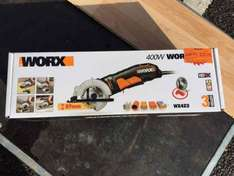Worx handsaw wx423 in store £25 in homebase Wandsworth London