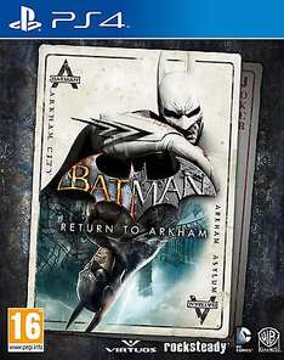 Batman: Return To Arkham (PS4) £27.79 Delivered @ Funboxmedia via eBay / (PS4/XO) £27.85 @ Shopto