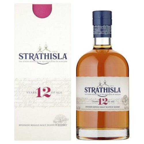 Strathisla 12 Year Old Scotch Malt Whisky £25 @ Amazon