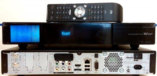 VU+ Duo2 satellite receiver £299.99 @ systemsat