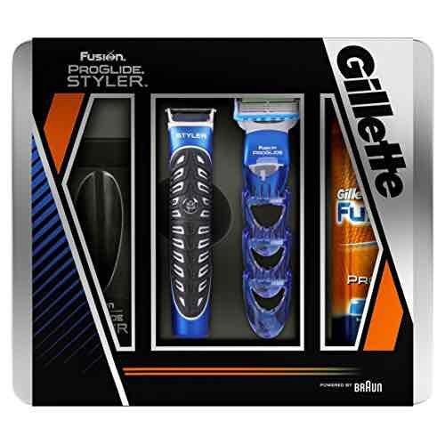 Gillette Fusion ProGlide Styler 3-in-1 + ProGlide Gel @ Amazon (£11.99 Prime £13.98 Non Prime)