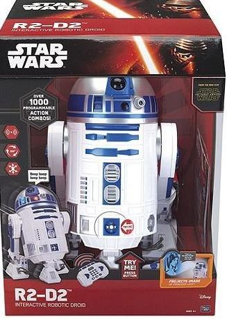 Robotic R2D2 @ Tesco £79.99 (free C&C)