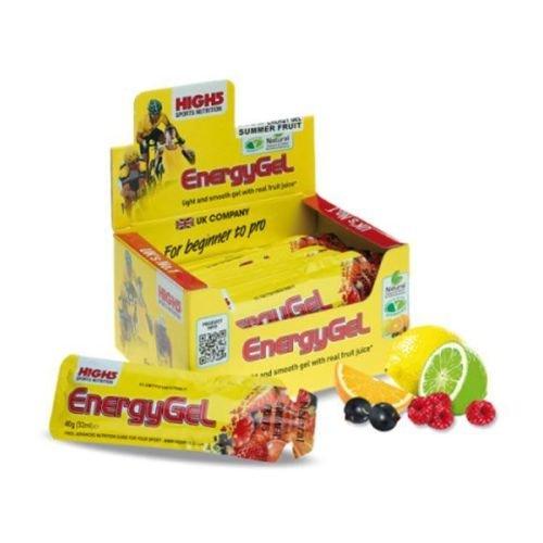 High5 energy gels were £19.80 now £7.99 delivered @ Tweeks Cycles eBay