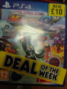 Mighty No 9 (PS4) £9.99 Delivered @ Grainger Games (£7.99 Pre Owned/£10 In store)
