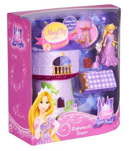 Disney Princess MagiClip Playset: Rapunzel's Tower. £13 (Matalan Instore)