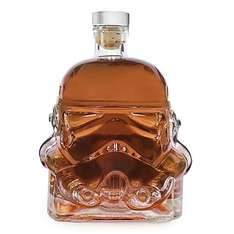The Original Stormtrooper Decanter - £22.00 delivered. Discount codes also available - Freemans
