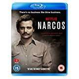 Narcos Season 1 [Blu-ray] £14.99 prime / £16.98 non prime @ Amazon uk