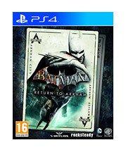 Batman: Return To Arkham (PS4/XO) £26.99 Delivered @ Base